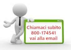 Contatto telefonico 800-174541